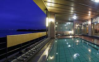 関西のアルカリ温泉宿泊施設琵琶湖グランドホテル/京近江