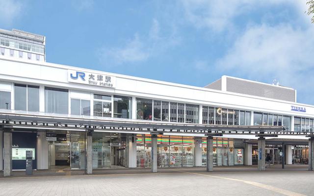 JR大津駅