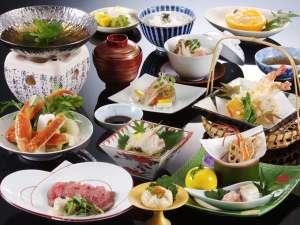 旬の会席料理イメージ